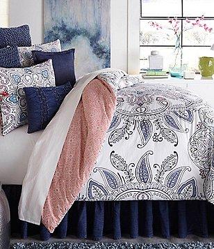 Studio D Tess Floral Medallion Paisley Comforter Mini Set