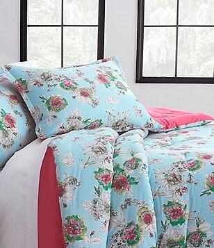 Studio D Rosa Floral Comforter Mini Set