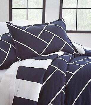 Studio D Austin Geometric & Striped Comforter Mini Set