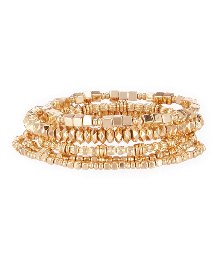 Anna & Ava Myla Stretch Bracelet Set