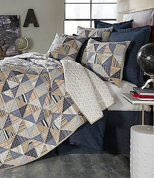 Cremieux Brenton Patchwork Quilt Mini Set