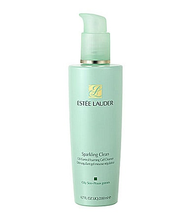 Estee Lauder Sparkling Clean Oil-Control Foaming Gel Cleanser
