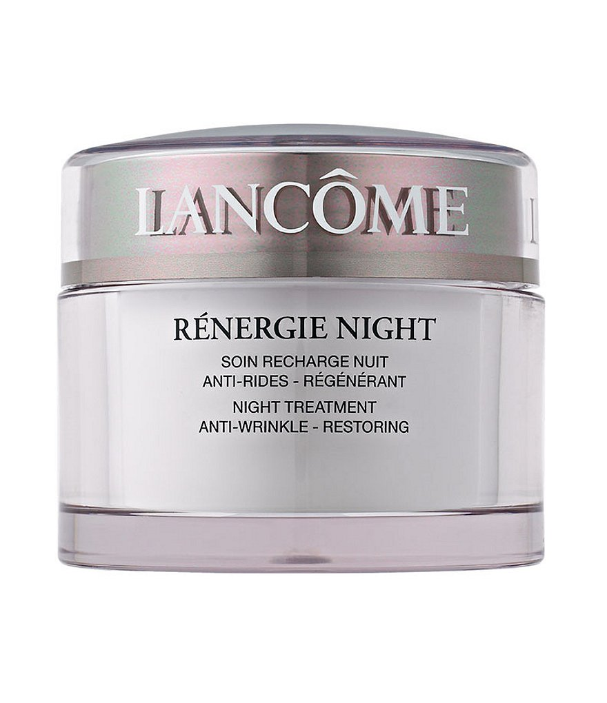 Lancome Renergie Night Anti-Wrinkle & Restoring Night Treatment