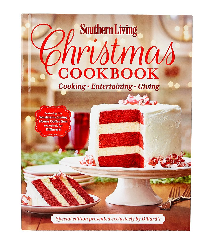 2016 Southern Living® Christmas Cookbook