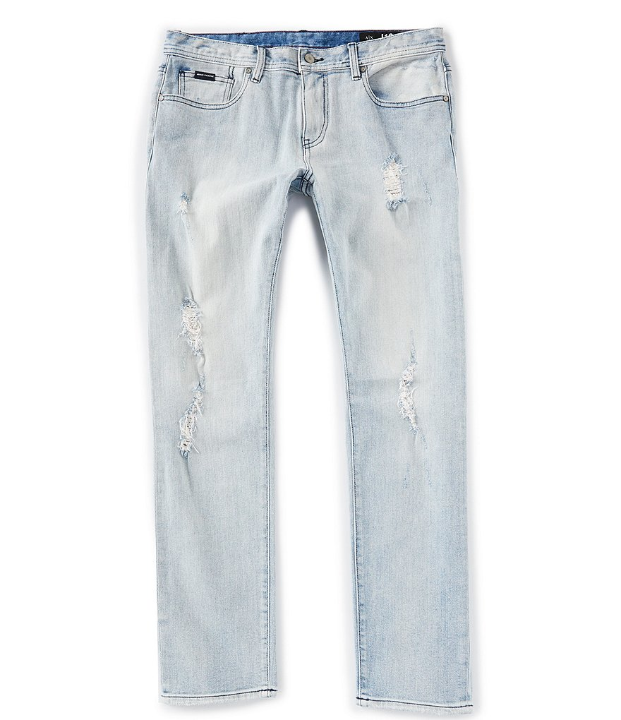 Armani Exchange Slim-Fit Denim Jeans