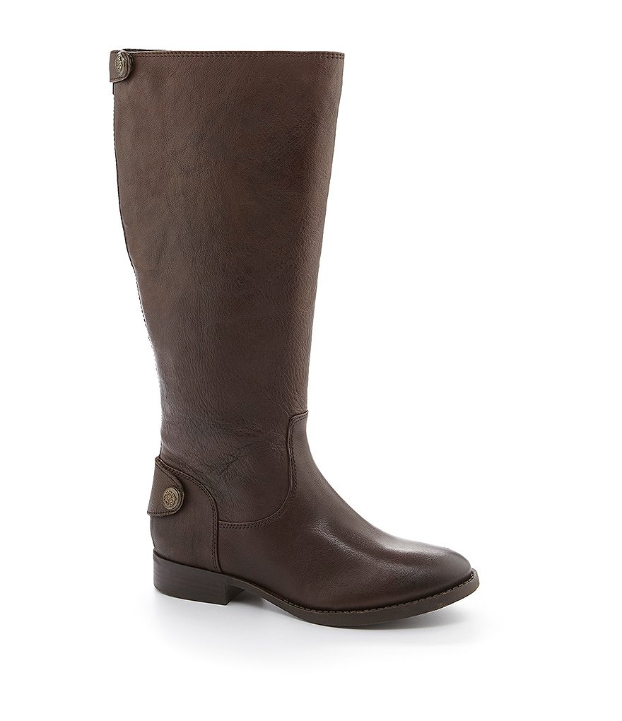 Arturo Chiang Fierce Wide-Calf Riding Boots