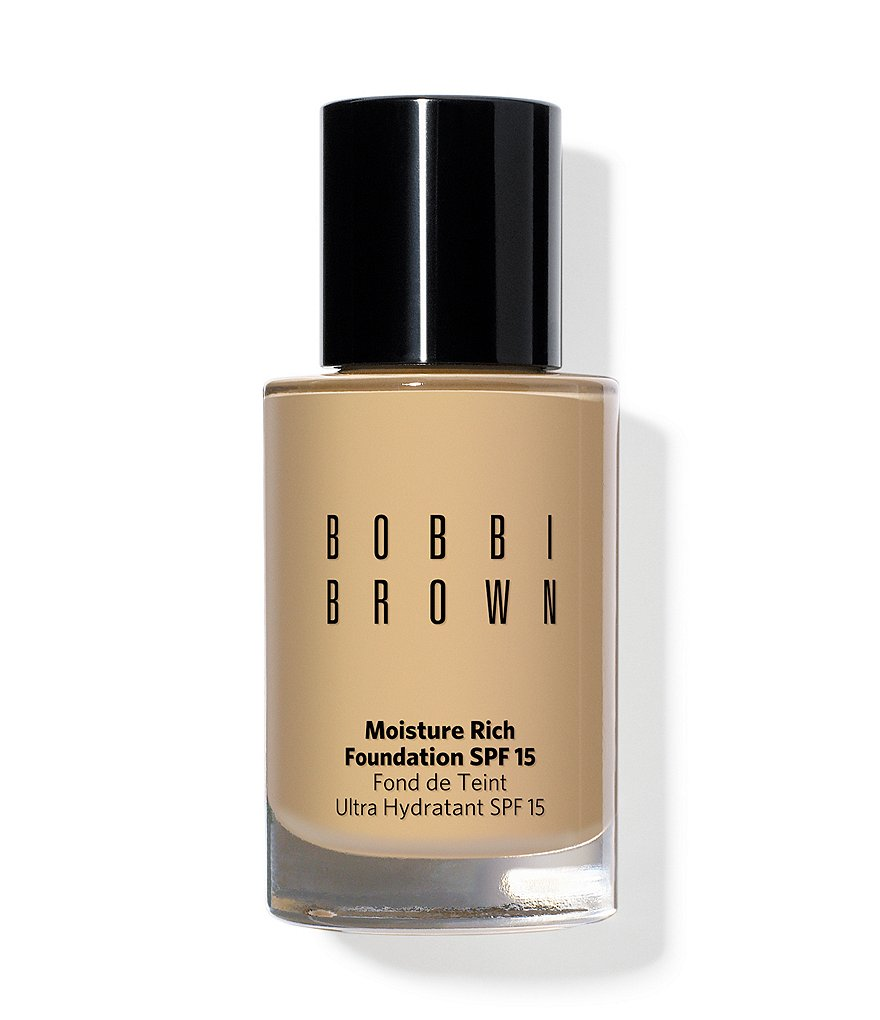 Bobbi Brown Moisture Rich Foundation SPF 15