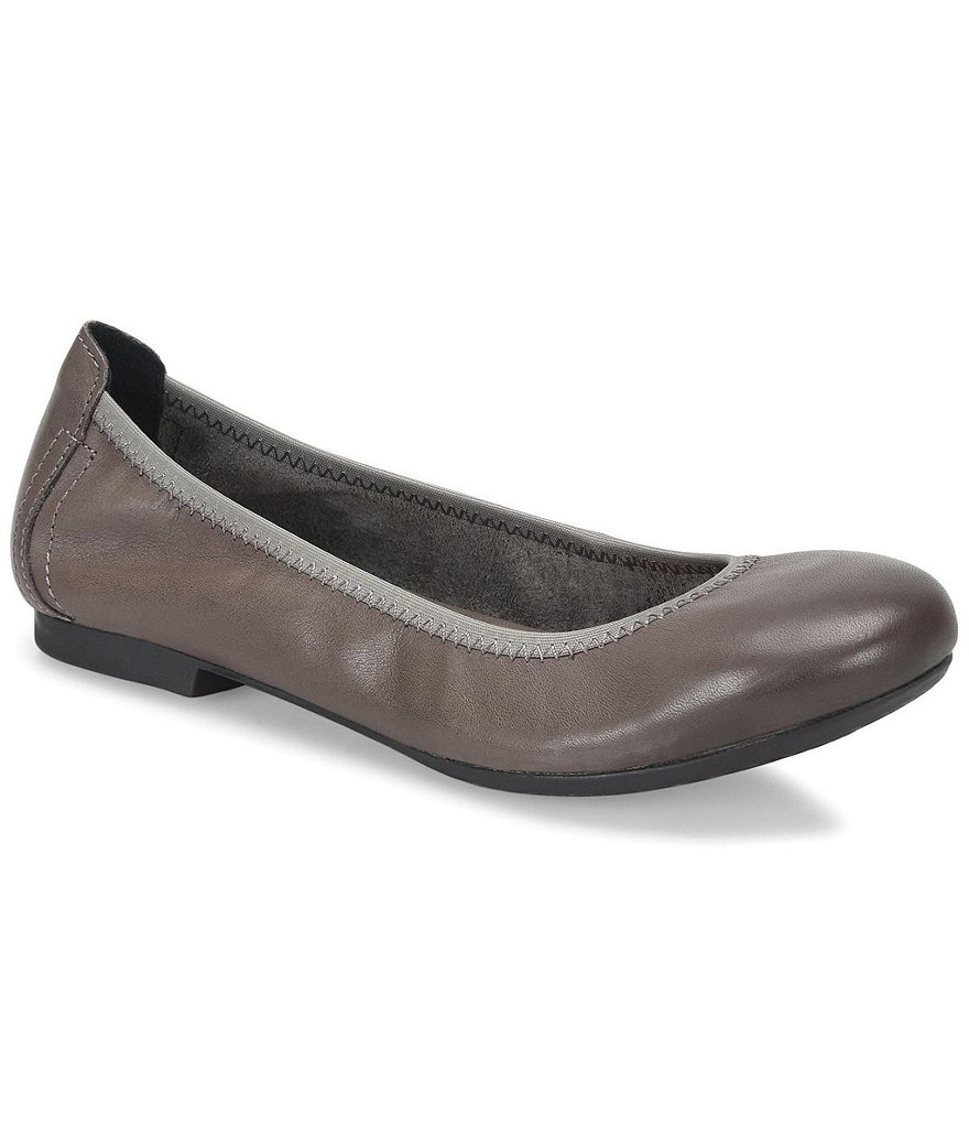 Born Julianne Leather Flats