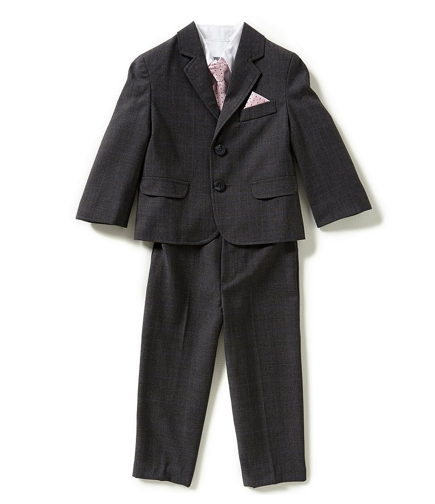 Class Club Little Boys 2T-7 5-Piece Suit Set
