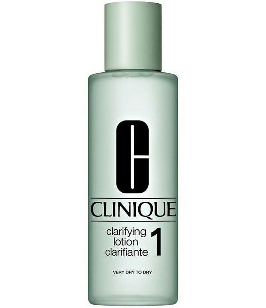 Clinique Clarifying Lotion 1 for Very Dry to Dry Skin