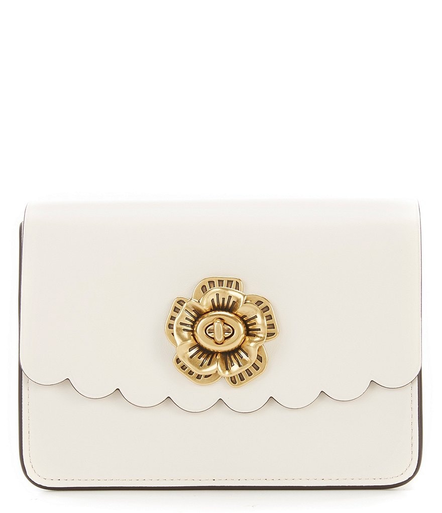 Tea Rose Bowery Cross Body Bag by Coach