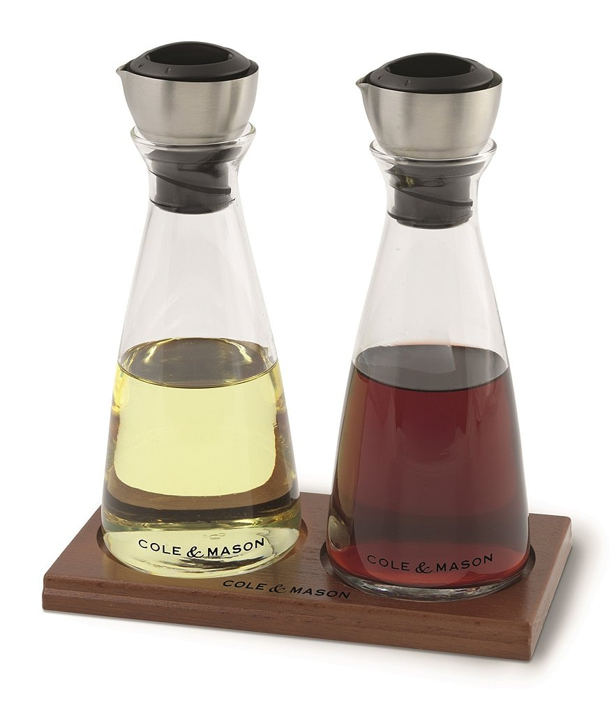 Cole & Mason Oil and Vinegar Flow Select Gift Set