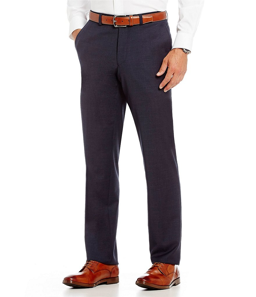 Cremieux Flat Front Travel Smart Dress Pants Dillards