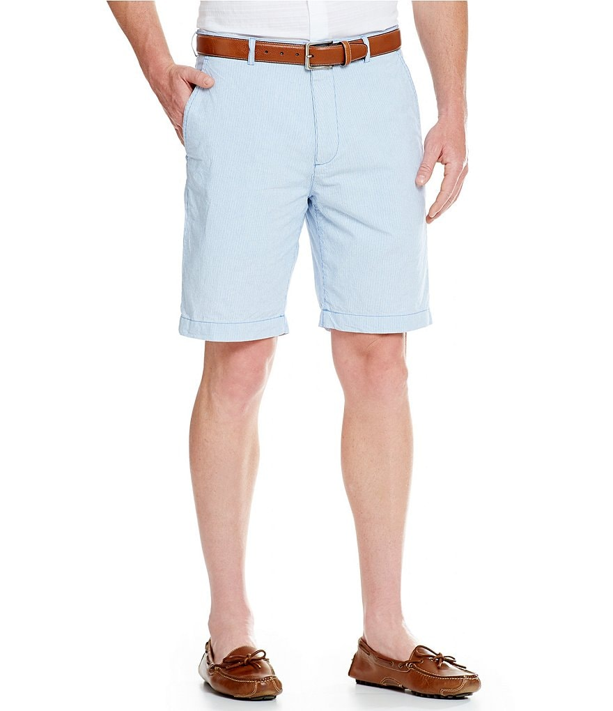 Cremieux Media Stripe Shorts