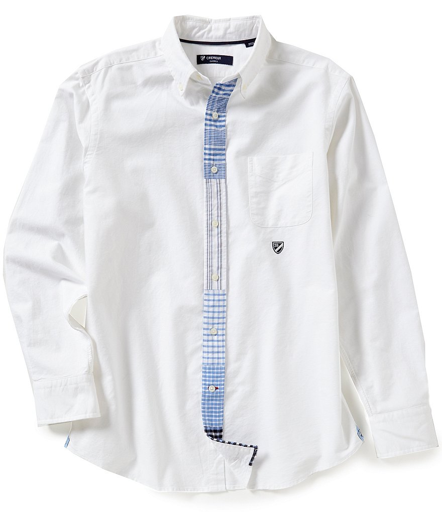 Cremieux Oxford Button-Down Long Sleeve Shirt