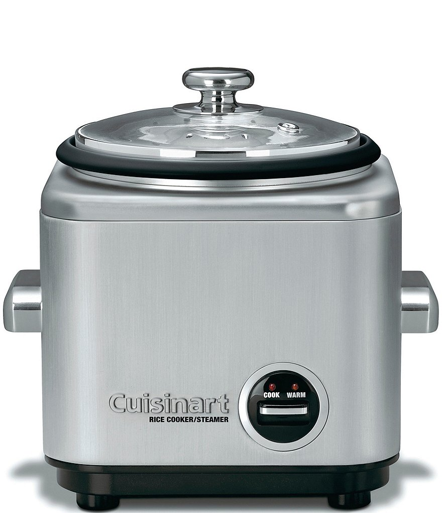 Cuisinart Stainless Steel Rice Cooker
