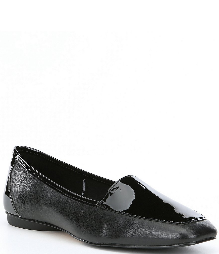 Donald Pliner Deedee Patent Leather Loafers