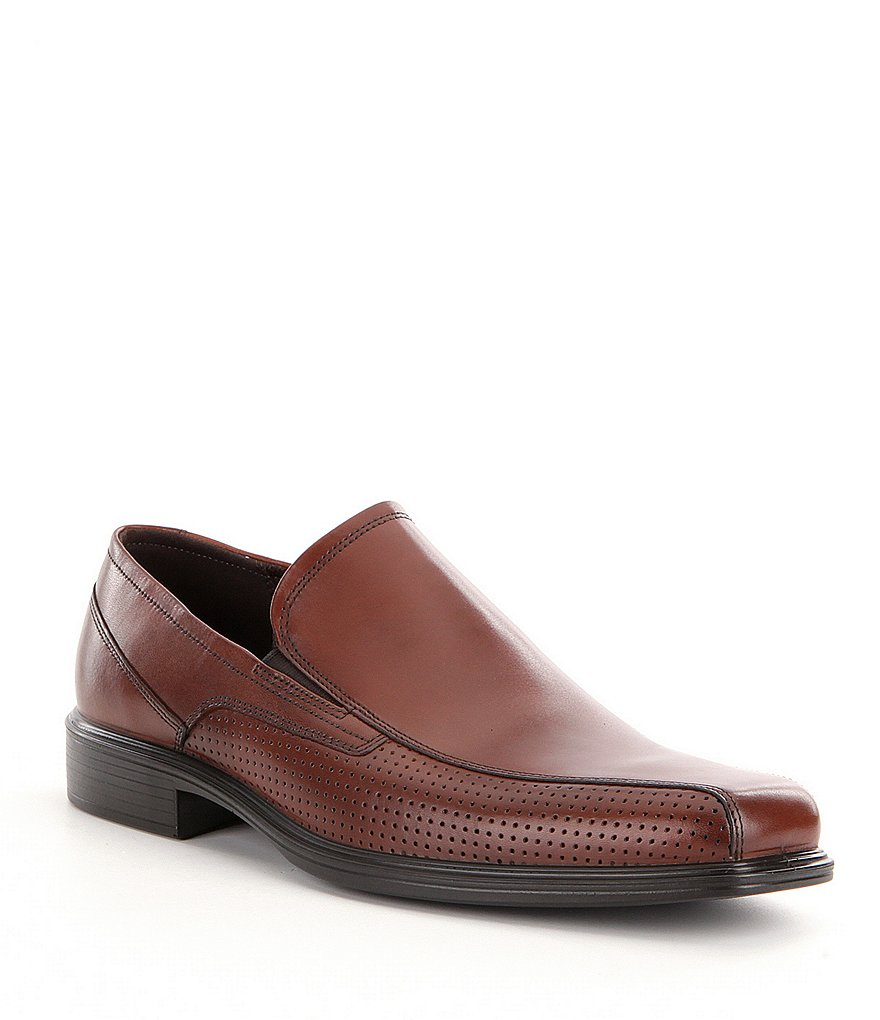 ECCO Men´s Johannesburg Perforated Loafers