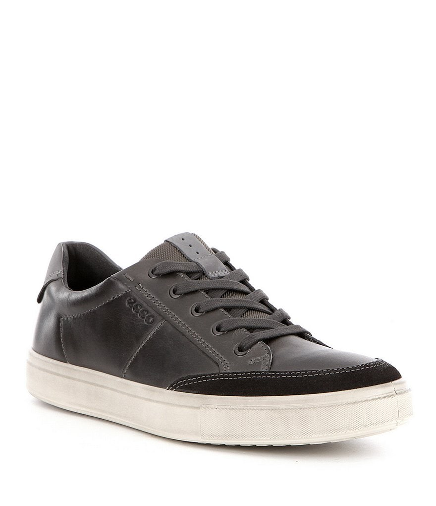 ECCO Men´s Kyle Classic Nubuck Lace Up Sneakers