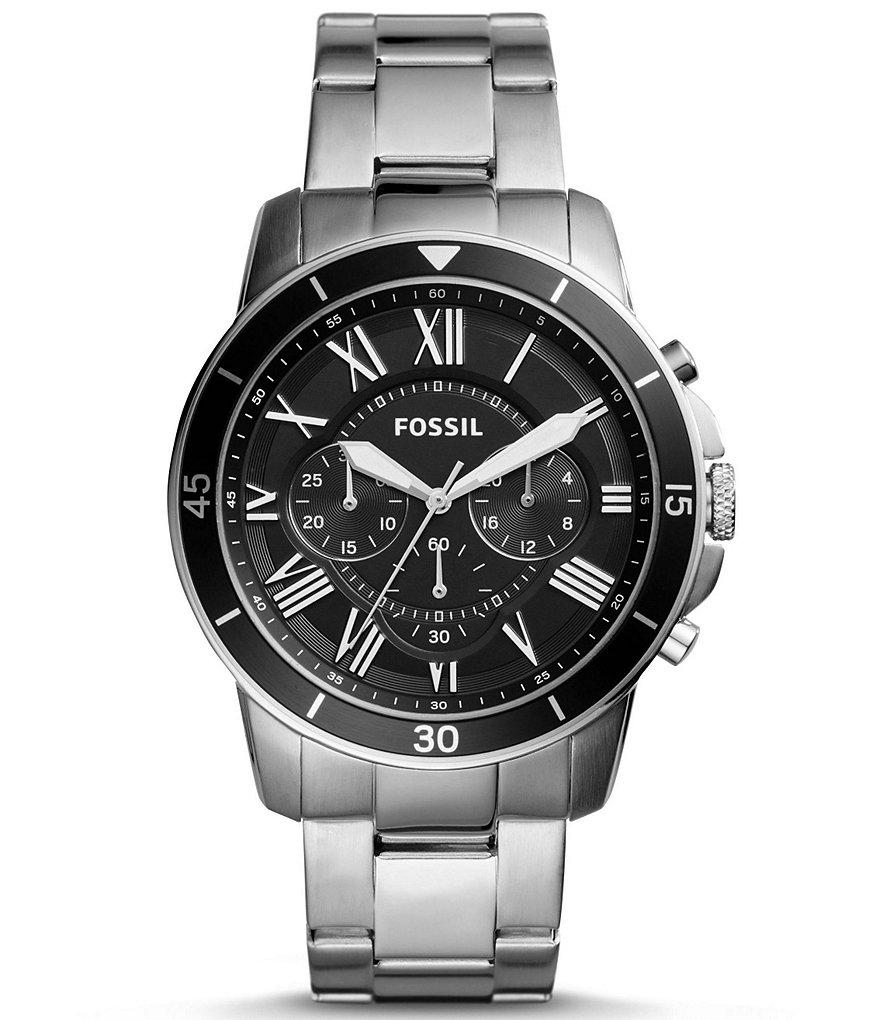 Fossil Grant Sport Chronograph Bracelet Watch