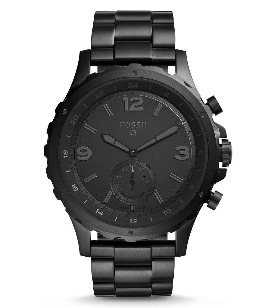 Fossil Q Nate Hybrid Smart Watch