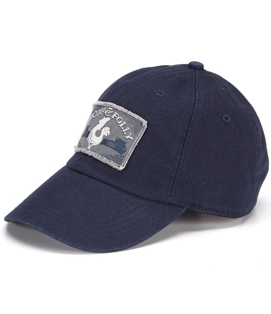 Fripp & Folly Logo Patch Cap