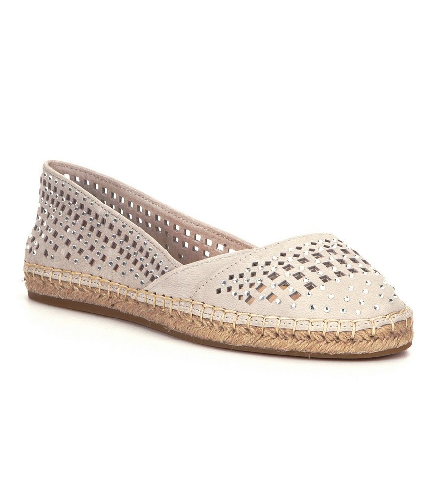 Gianni Bini Caily Jeweled Espadrille Flats