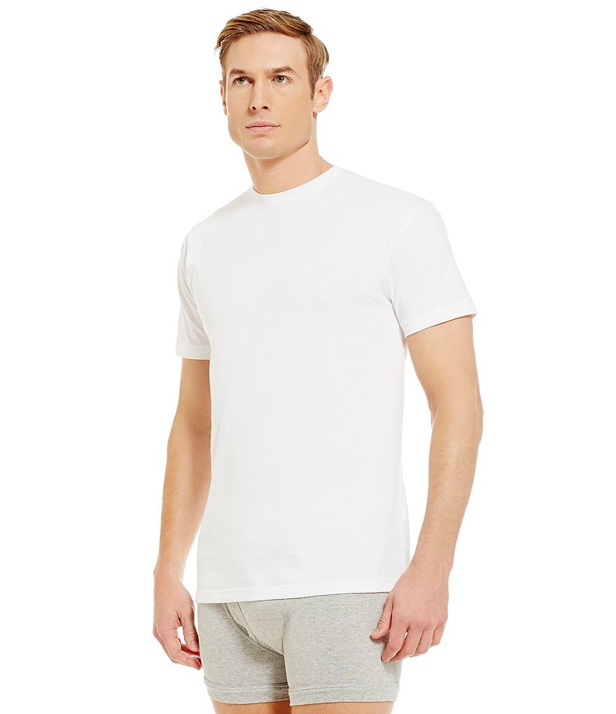 Gold Label Roundtree & Yorke 3-Pack Crewneck T-Shirts