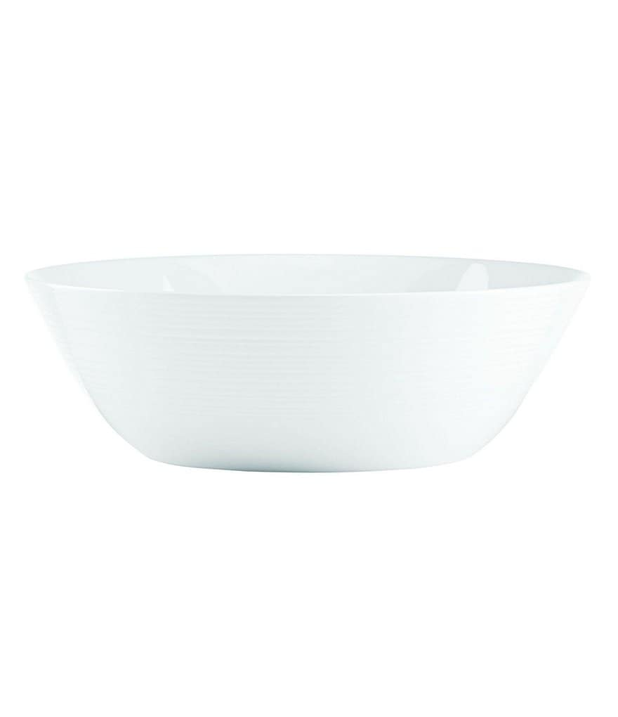 Gorham Branford Bone China Serving Bowl