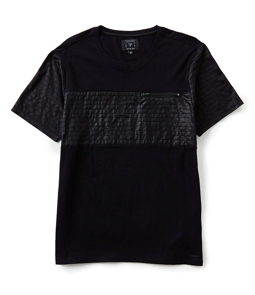 Guess Short-Sleeve Stream W Mason Crew Tee