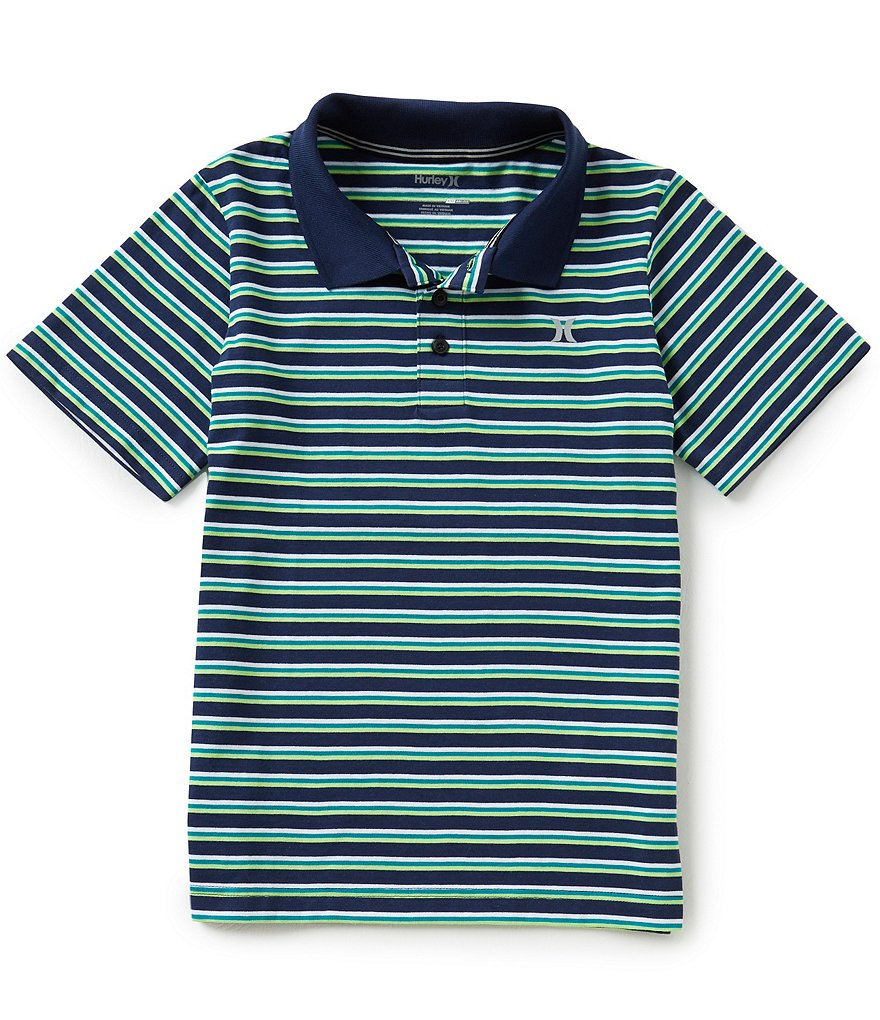 Hurley Big Boys 8-20 Dri-FIT Classic Polo Shirt