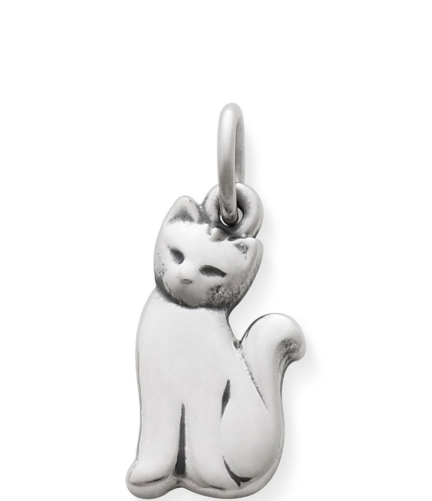 James Avery Cat Charm
