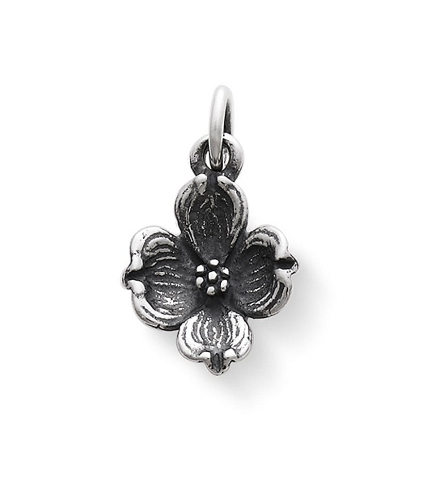 James Avery Dogwood Flower Charm
