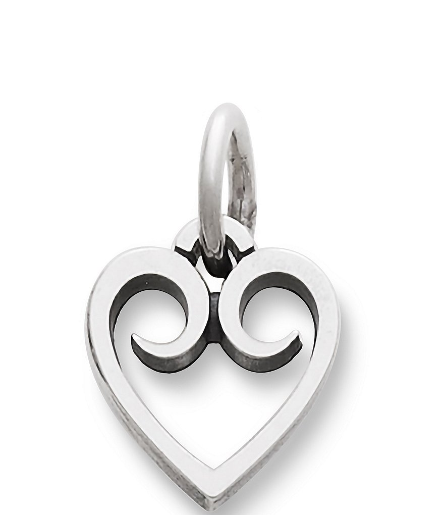James Avery Heart Charm