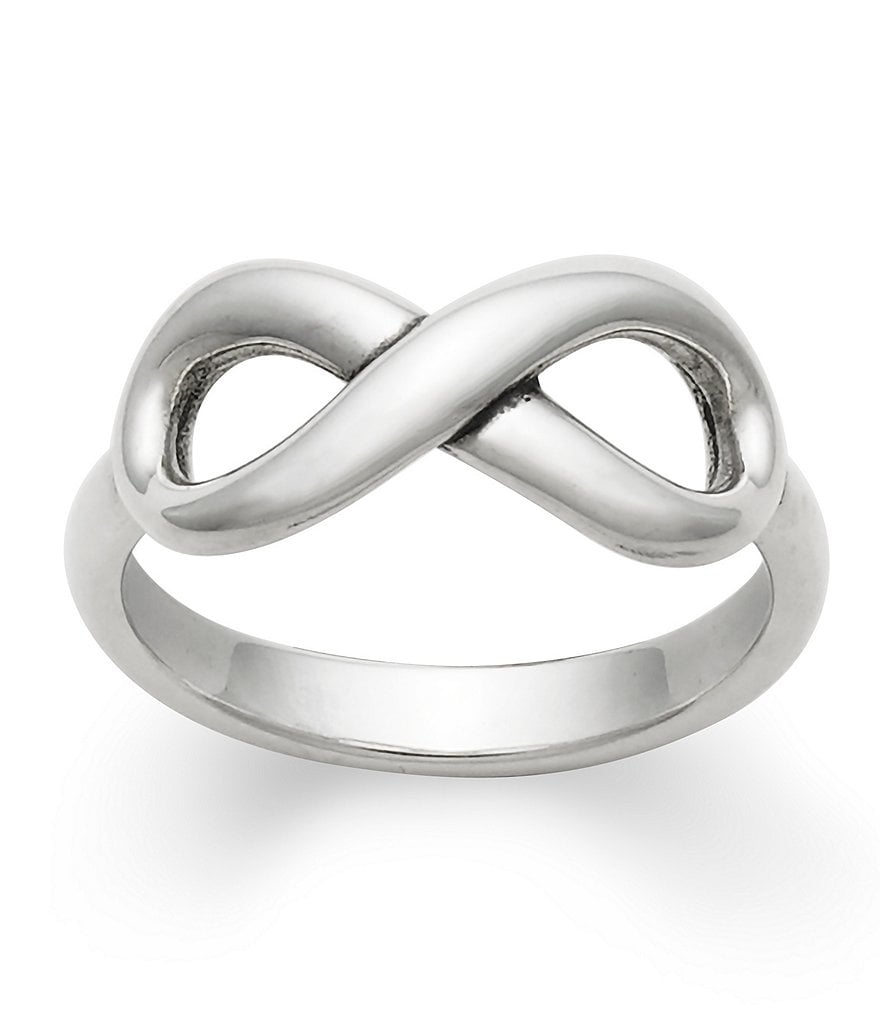 James Avery Infinity Sterling Silver Ring