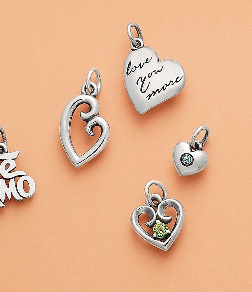James Avery Mother's Love Sterling Silver Charm Jewelry Women Accessories uZQe7wKGT good