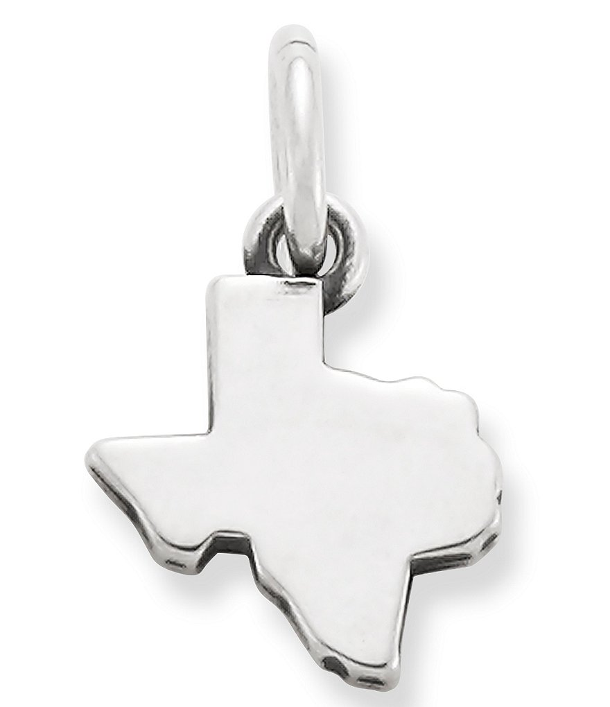 James Avery Texas Mini Charm