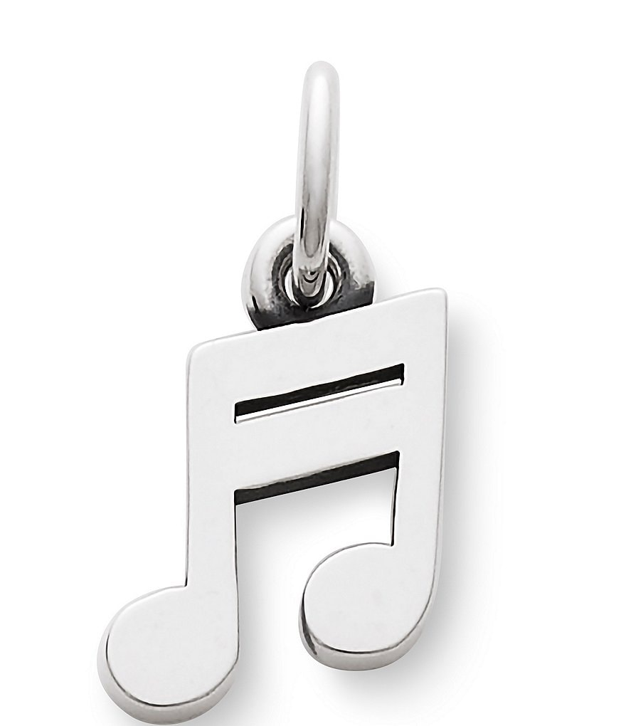 James Avery Two Note Charm