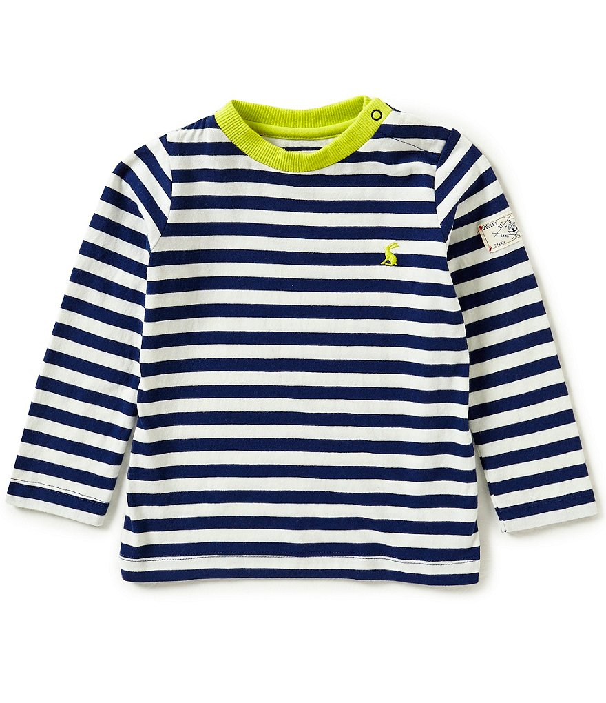 Joules Baby/Little Boys 12 Months-3T Breton Long-Sleeve Striped Tee