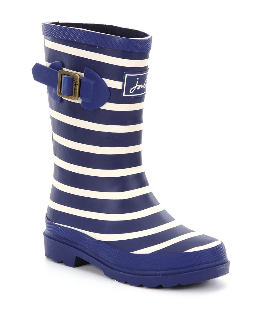 Joules Boys' Welly Waterproof Boot