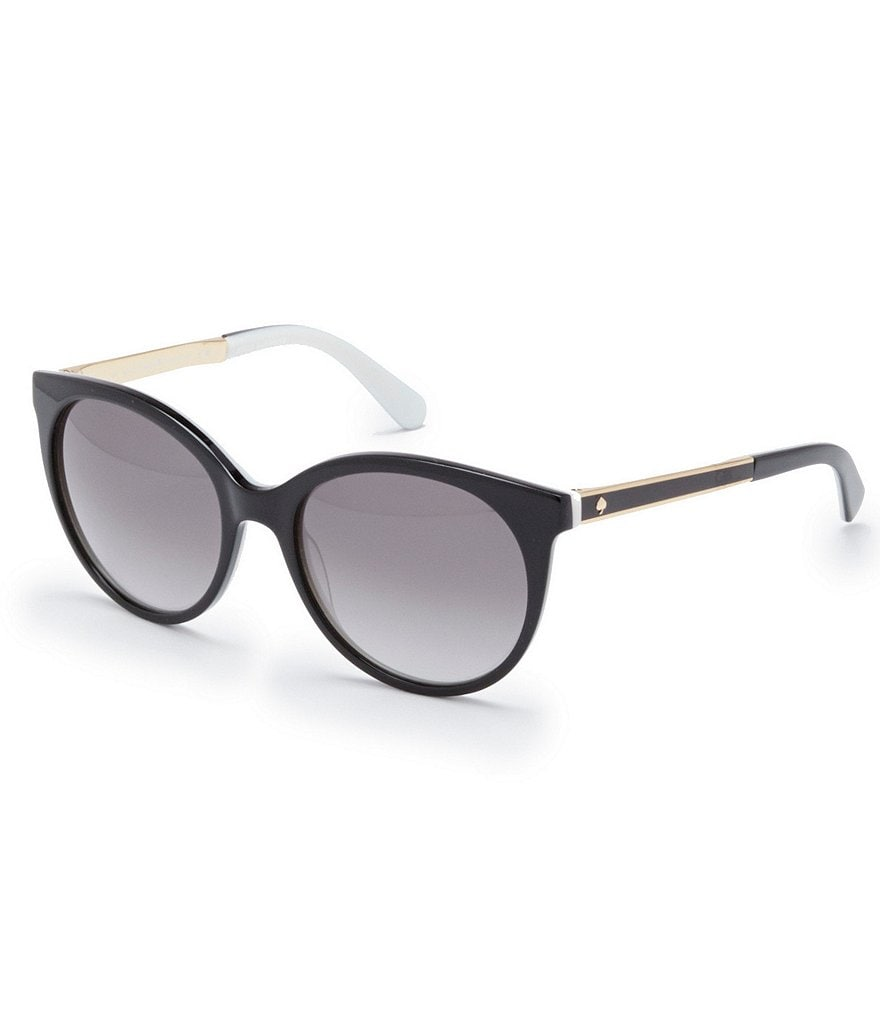 kate spade new york Amaya Round Sunglasses