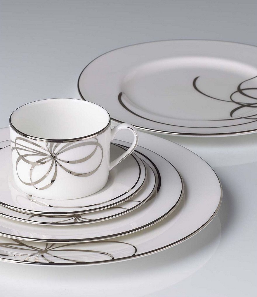kate spade new york Belle Boulevard Bow Platinum China