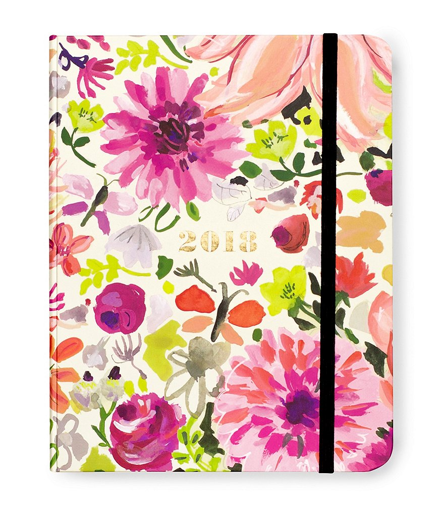 kate spade new york Dahlia Medium 17-Month Agenda