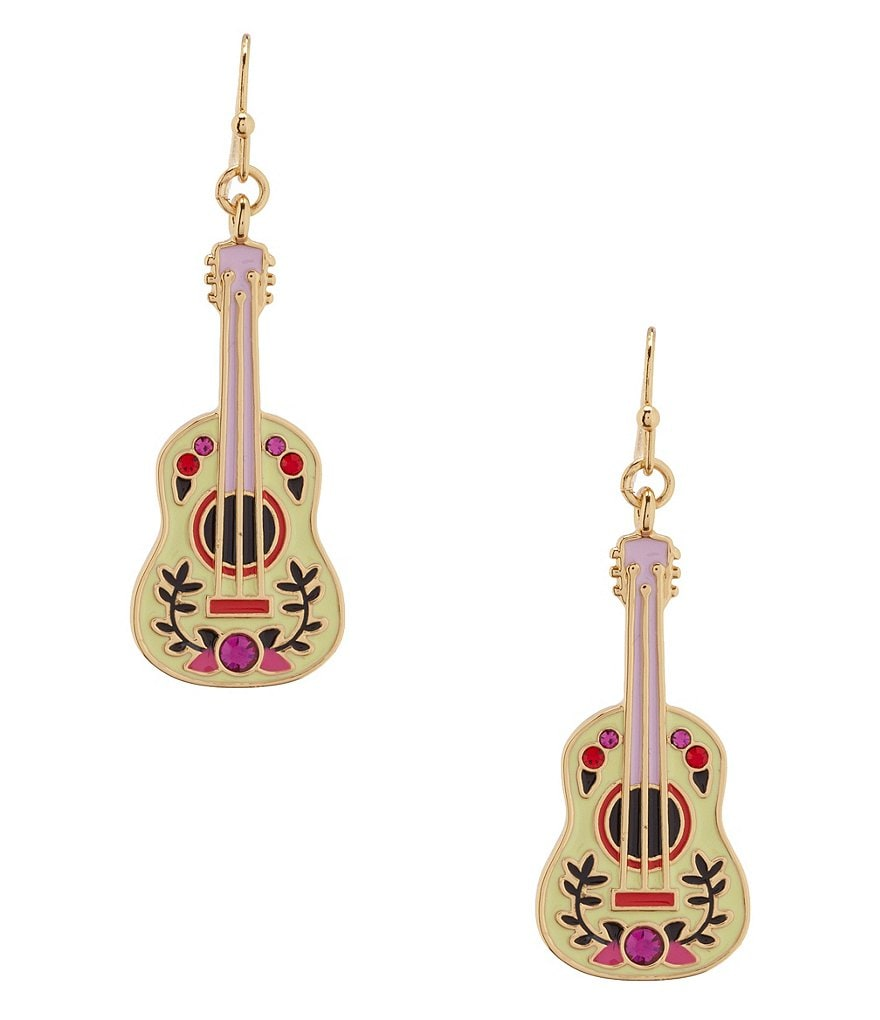 kate spade new york Extra Spicy Guitar Drop Earrings