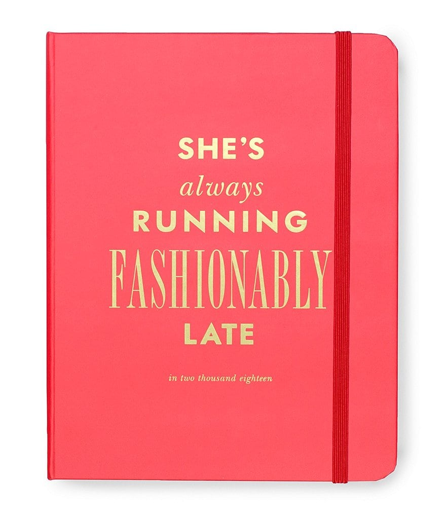 kate spade new york Fashionably Late Medium 17-Month Agenda