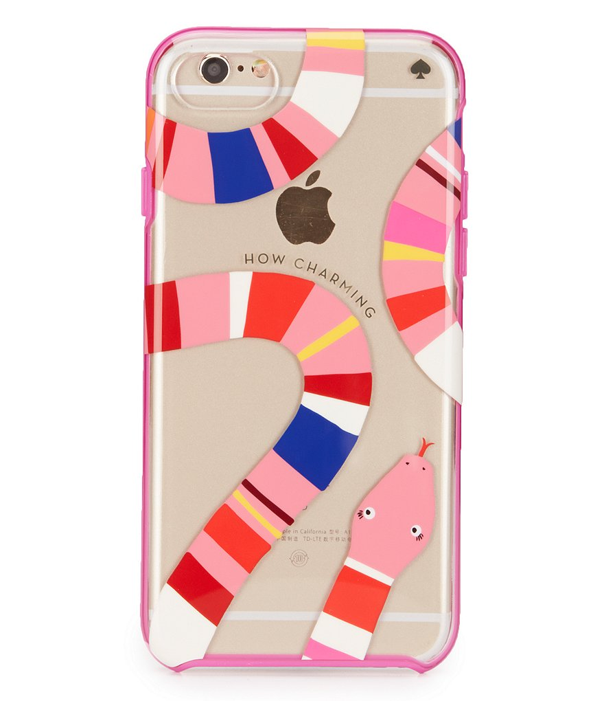 kate spade new york How Charming Snake iPhone 7 Case