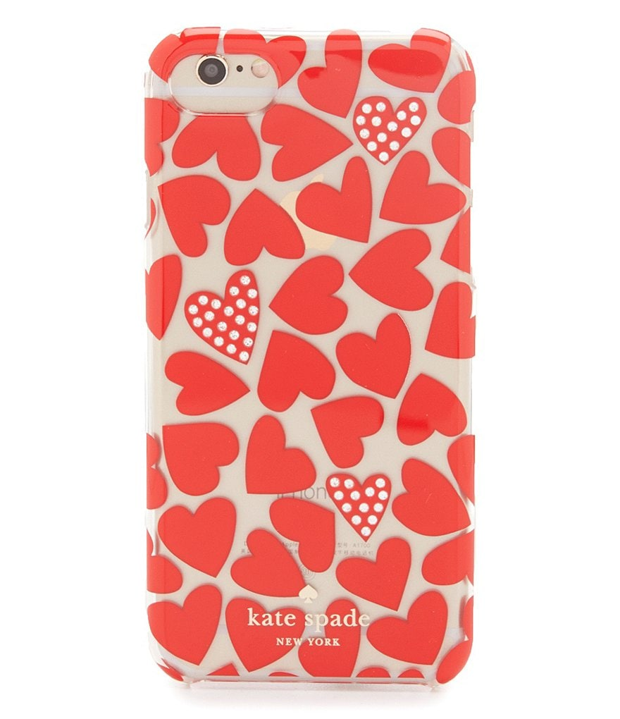 kate spade new york Scattered Heart iPhone 7 Case