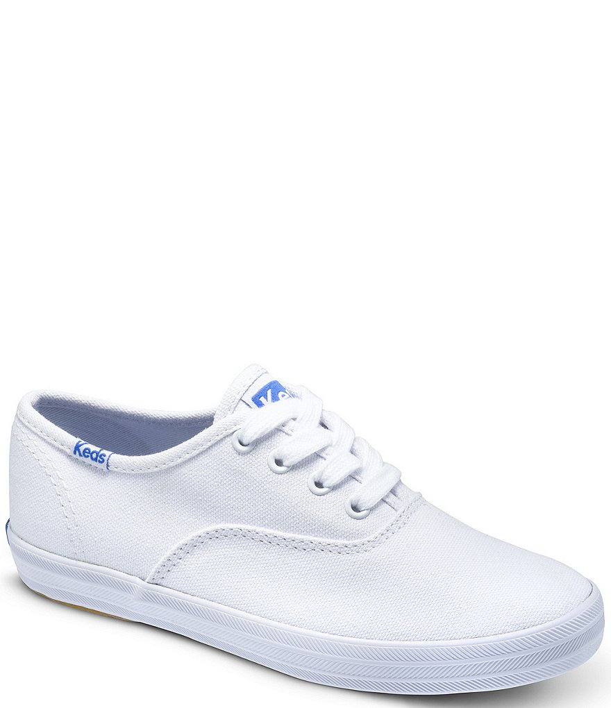 Keds Canvas Champion Girls' Sneakers