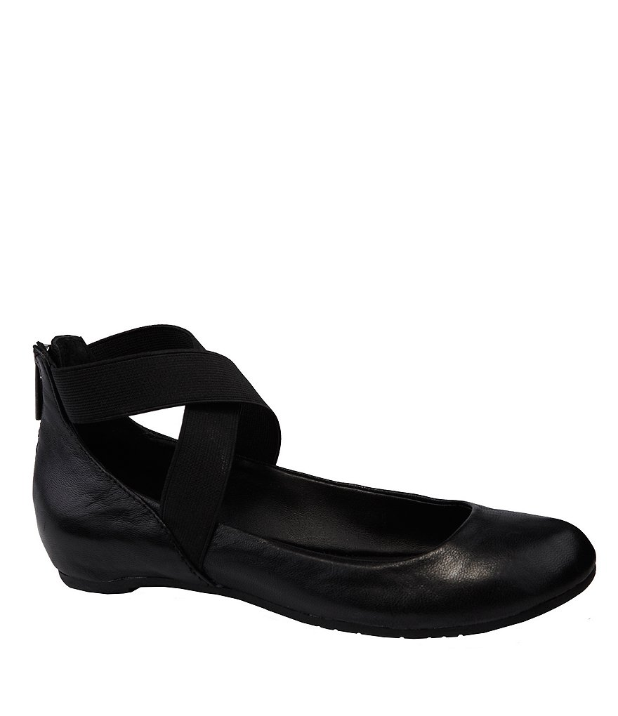 Kenneth Cole Reaction Pro Time Leather Ballet Flats