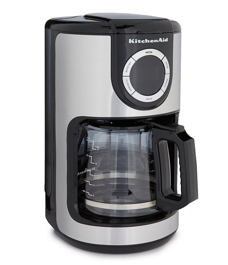 Non Glass Coffee Maker : KitchenAid Programmable 12-Cup Coffee Maker Dillards